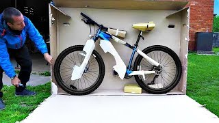 "getlinkyoutube.com-13 Incline Alpha 27.5"" Mountain Bike (Unboxing)"