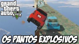 getlinkyoutube.com-GTA V - Corrida dos PANTOS explosivos TRISTE