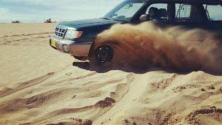 getlinkyoutube.com-98 Subaru Forester AWD Test in the Sand