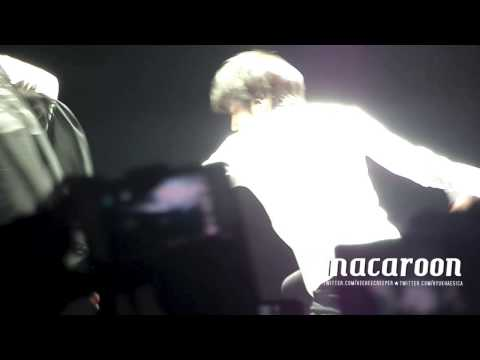 [FANCAM] 140404 SHINee World in Mexico - Why So Serious?