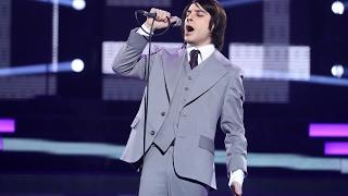 Blas Cantó imita a Nino Bravo - Tu Cara Me Suena