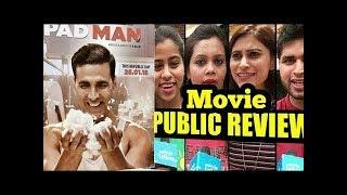 PADMAN Movie Public Review | First Day First Show | Akshay Kumar, Sonam Kapoor, Radhika Apte