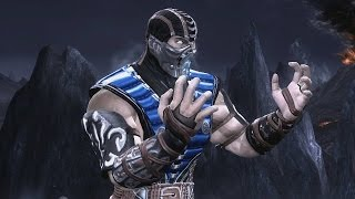 getlinkyoutube.com-Mortal Kombat X - Sub-Zero Costume / Skin PC Mod *MK9 Komplete Edition* (HD)