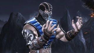 Mortal Kombat X - Sub-Zero Costume / Skin PC Mod *MK9 Komplete Edition* (HD)