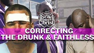getlinkyoutube.com-The Israelites: A Drunk Latino and a Faithless Negroe gets Corrected!
