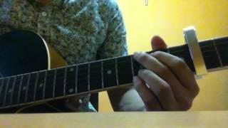 Baby Blue Eyes Guitar Tutorial [Simple Version]