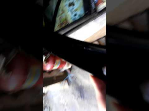 Снятие накладки стойки на заднем неподвижном стекле bmw e46 touring