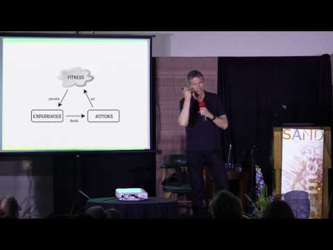The Death of SpaceTime & Birth of Conscious Agents, Donald Hoffman