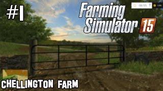 getlinkyoutube.com-#1 | Chellington farm | Farming simulator 15 (NORSK)