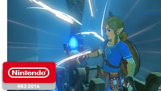 getlinkyoutube.com-The Legend of Zelda: Breath of the Wild - Shrine of Trials Gameplay Part 1/4 - Nintendo E3 2016