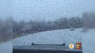 getlinkyoutube.com-Dash Cam: State Patrol Troopers Hit in Winter Weather Crashes