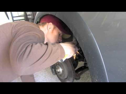 Step 2 of 6 - Mini Cooper Wheel Speed (ABS) Sensor Replacement