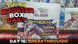 getlinkyoutube.com-Pokemon BREAKthrough Booster Box Opening & CHANNEL DIRECTION - Pokemon BOX Daily Day 16