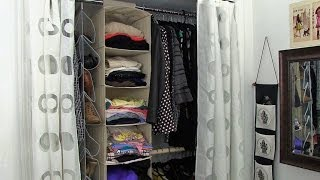 getlinkyoutube.com-How to organize your bedroom closet - Season 1 - Ep 11