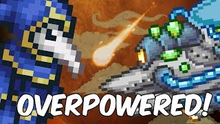 getlinkyoutube.com-Terraria Overpowered Weapons Pre-Lunatic Cultist | Terraria Top 5 | Console, Mobile & PC