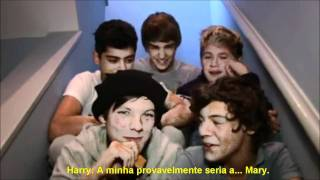 One Direction Video Diary - Week 3 - The X Factor - Legendado PT-BR