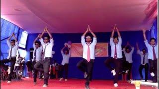 CHAVAT BOYS(SILENT DANCE GROUP)  M.P.C.AUTONOMOUS COLLEGE,TAKHATPUR,BARIPADA