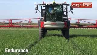 Agrifac Condor Range - The most innovative agricultural sprayer in the world