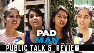 Padman Movie Public Talk & Response & Review | Akshay Kumar, Sonam Kapoor, Radhika Apte
