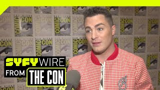 Arrow Cast On Season 7, Batwoman And More | SDCC 2018 | SYFY WIRE width=