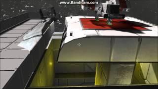 getlinkyoutube.com-Space Engineers   Automatic Elevators