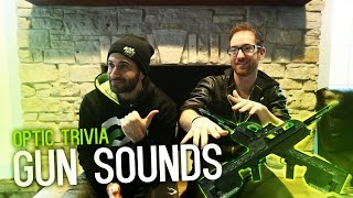 GUESS THAT VIDEO GAME GUN SOUND! (OpTic Trivia)