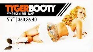 getlinkyoutube.com-pawg whooty tyger booty dasani williams booty shaking and twerking
