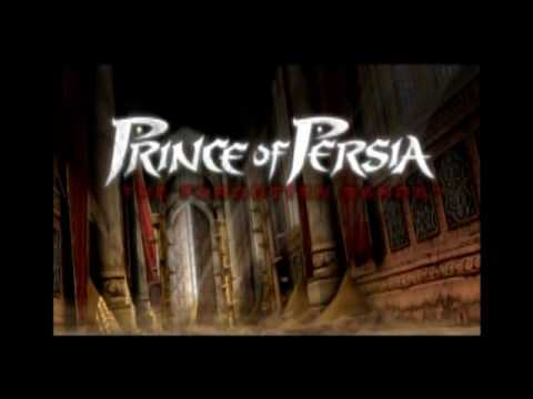 Prince of Persia The Forgotten Sands PSP Walkthrough Part 1: Intro/The Canyon