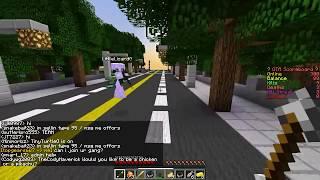 getlinkyoutube.com-Minecraft - GTA V Mod - Grand Theft Auto 5 -  MINIGUN MADNESS!