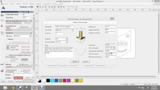 getlinkyoutube.com-ArtCam Tallado V-Bit