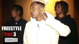 Young Pappy - Freestyle Part 3/Short Behind The Scenes | Shot By @A309Vision