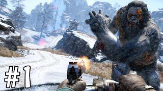 getlinkyoutube.com-Far Cry 4 DLC: Valley of the YETIS #1 - เยติ พิชิตใจเธอ
