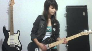 getlinkyoutube.com-Juliana Vieira: Bleed it out - Linkin Park (Cover) + Solo