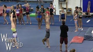 getlinkyoutube.com-Handstand Drills   Whitney Bjerken