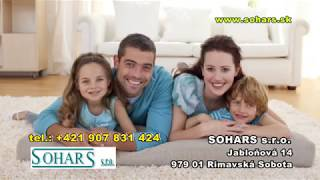 SOHARS reklama 2017