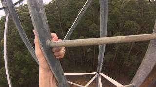 getlinkyoutube.com-beard fire tower lookout climb gopro