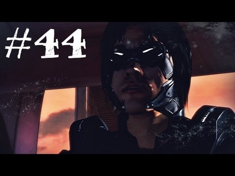 Mass Effect 3 - KAI LENG - Walkthrough Part 44 (ME3 Kinect Gameplay) [PC/Xbox 360/PS3]
