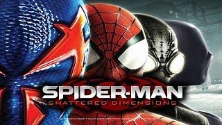 getlinkyoutube.com-Spider-Man Shattered Dimensions Walkthrough Complete Game Movie