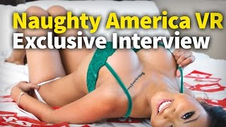 The Future Of Adult Entertainment is Naughty America VR