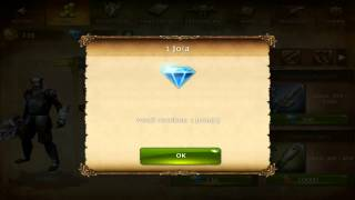 getlinkyoutube.com-Tutorial ganhando joias no Dungeon Hunter 4 e qualquer jogo da gameloft