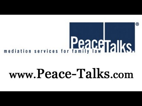 Peace Talks - Dissolving Domestic (Same Sex) Partnership