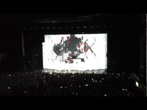 1080p Skrillex Cologne E-Werk 25.02.2012 - Intro Breakn' a Sweat