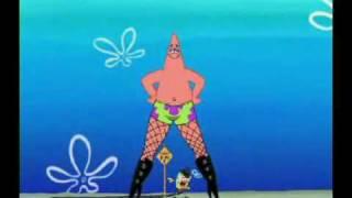 getlinkyoutube.com-Spongebob - Dancing Patrick