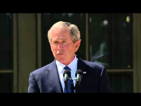 Living Presidents Gather to Dedicate George W. Bush Library