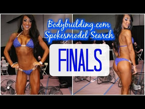 IT'S SHOW DAY | 2017 Bodybuilding.com Spokesmodel Search