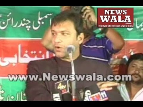 Akbaruddin Owaisi's speech at Gulshan E Iqbal Colony in Hafiz Babanagar