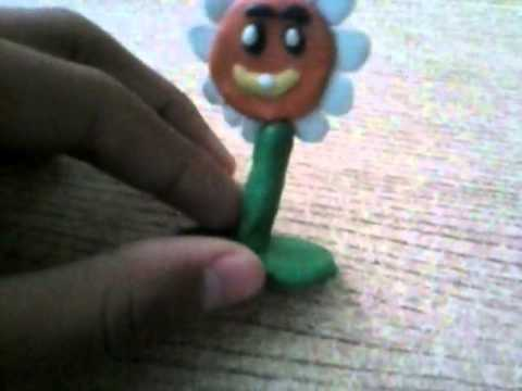Plants vs zombies plastilina parte 2