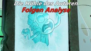 getlinkyoutube.com-Gravity Falls - Die Höhle des Autoren Folgen Analyse und Secrets [HD/DE]
