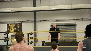 getlinkyoutube.com-WWE 2K15 My Career - THE FIRST HOUR✦【PS4 / XBOX ONE / Next Gen】