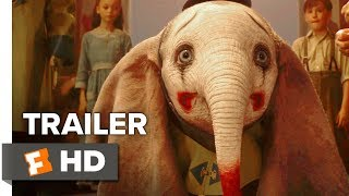 Dumbo Trailer  1  2019    Movieclips Trailers